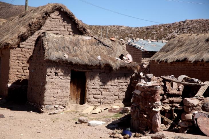 Bolivia - Itinerary La Paz-Sajama-Coipasa 108