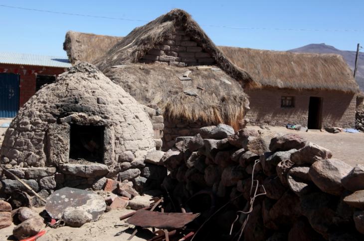 Bolivia - Itinerary La Paz-Sajama-Coipasa 109