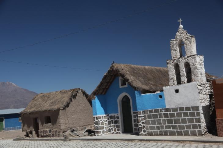 Bolivia - Itinerary La Paz-Sajama-Coipasa 110
