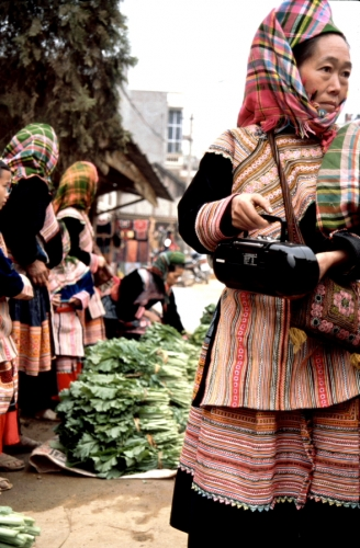 Vietnam - Northern ethnic minorities 111 - Bac Ha