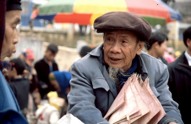 Vietnam - Northern ethnic minorities 116 - Bac Ha