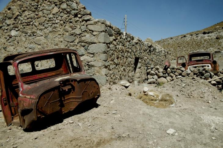 Bolivia - Itinerary La Paz-Sajama-Coipasa 118 / Coipasa