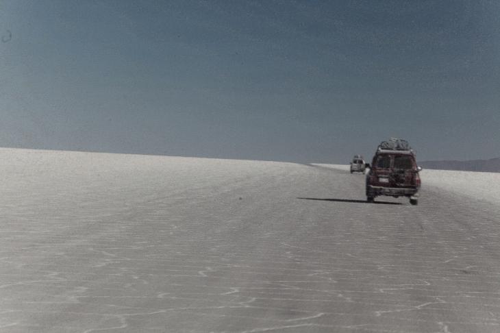 Bolivia 118 - Salar de Uyuni