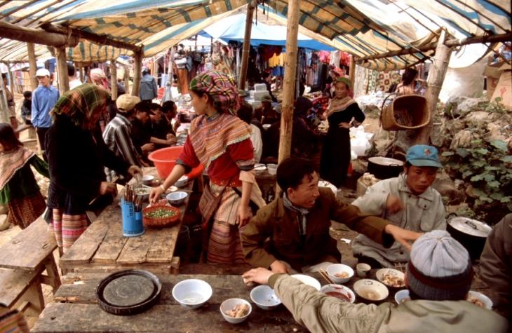 Vietnam - Northern ethnic minorities 119 - Bac Ha