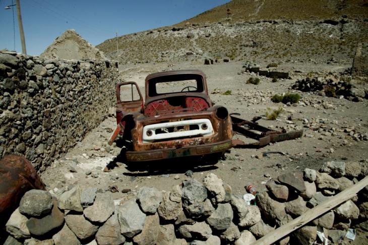 Bolivia - Itinerary La Paz-Sajama-Coipasa 119 / Coipasa