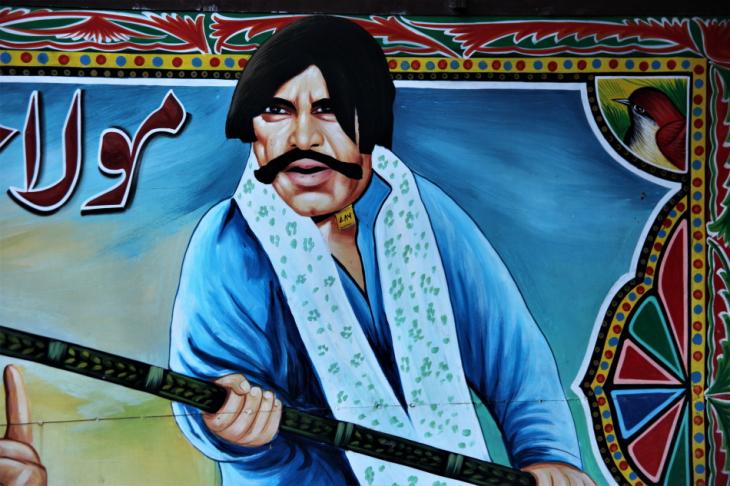 Pakistan - Islamabad 036 - Saidpur