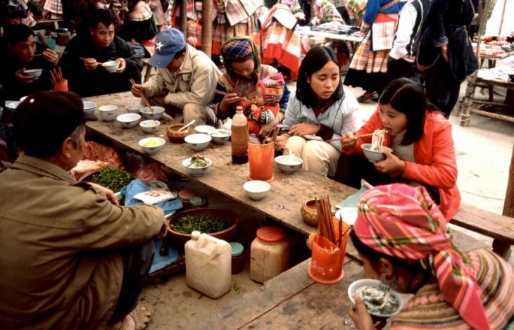Vietnam - Northern ethnic minorities 120 - Bac Ha