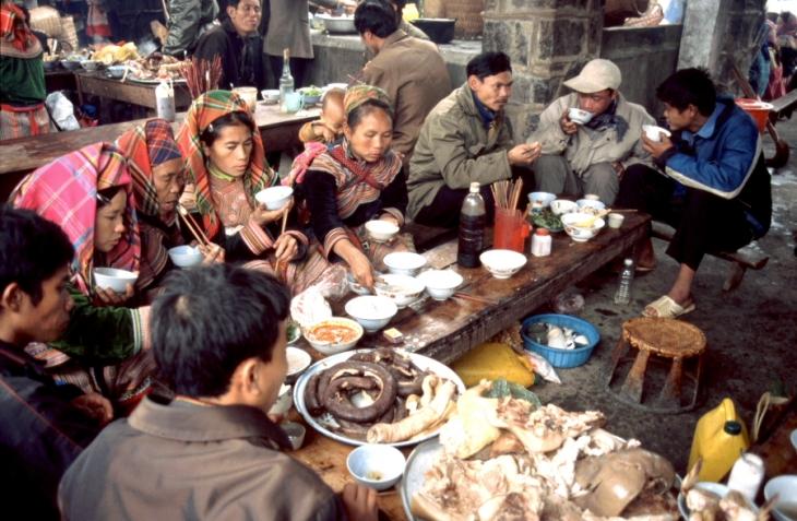 Vietnam - Northern ethnic minorities 121 - Bac Ha