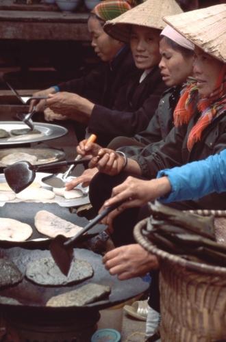 Vietnam - Northern ethnic minorities 122 - Bac Ha