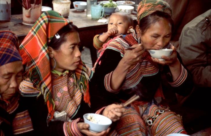 Vietnam - Northern ethnic minorities 123 - Bac Ha