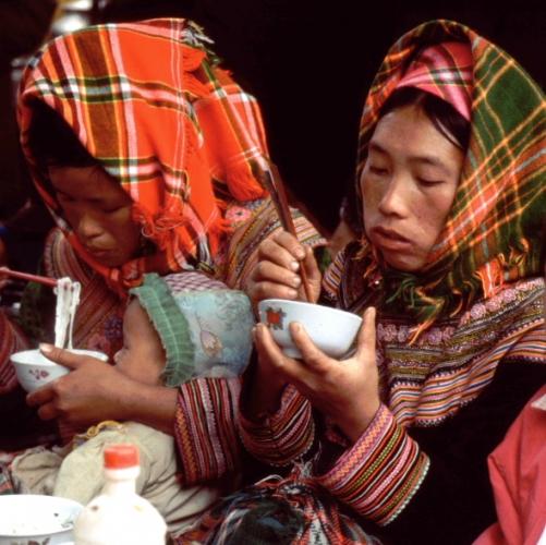 Vietnam - Northern ethnic minorities 124 - Bac Ha