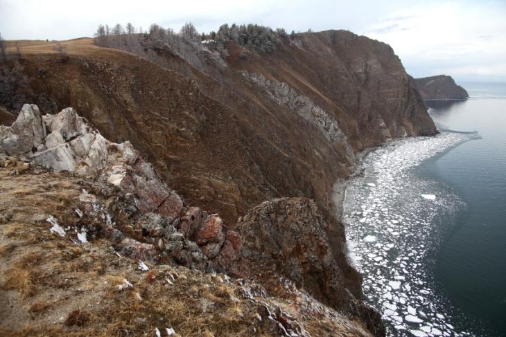 Russia - Baikal 156 - Olkhon island