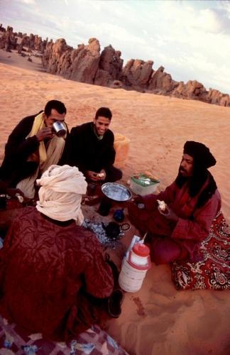 Libya - Sahara desert 191 - Wadi Meggedet