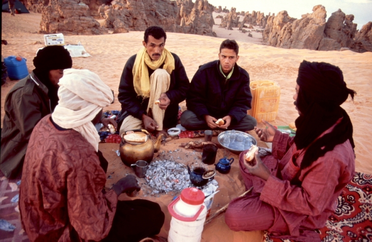 Libya - Sahara desert 192 - Wadi Meggedet
