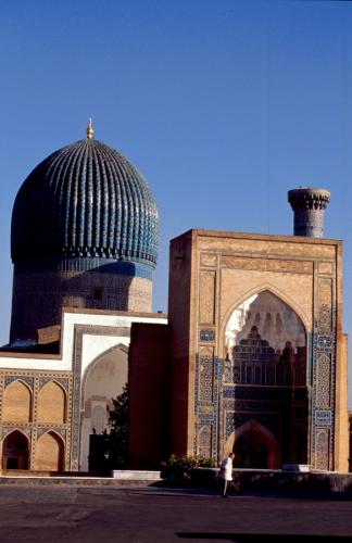 Uzbekistan - Samarcande 36