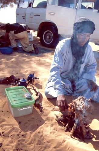 Libya - Sahara desert 205