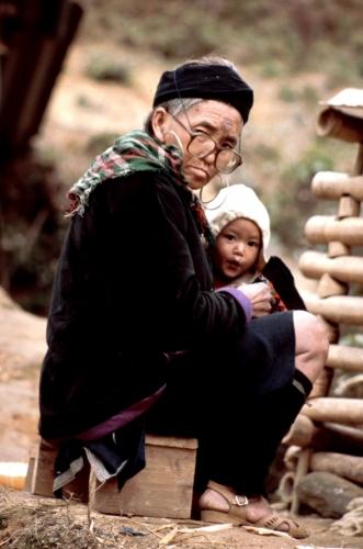 Vietnam - Northern ethnic minorities 020 - Sapa area