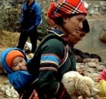 Vietnam - Northern ethnic minorities 034 - Can Cau market