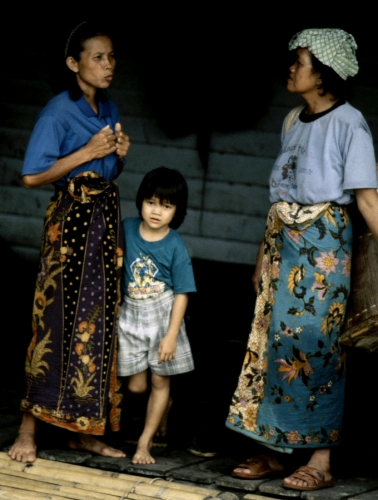 Malaysia - Borneo, journey to the Iban tribe 081