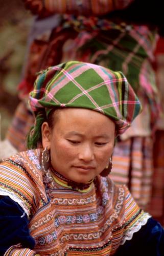 Vietnam - Northern ethnic minorities 041 - Can Cau market