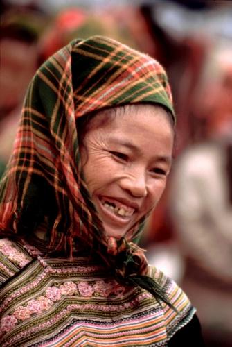 Vietnam - Northern ethnic minorities 044 - Can Cau market