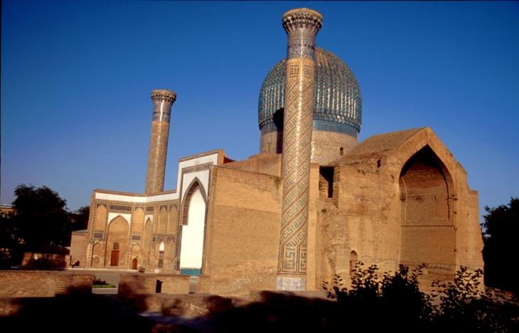 Uzbekistan - Samarcande 39