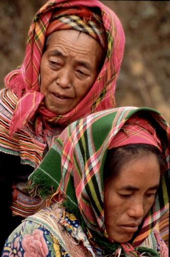 Vietnam - Northern ethnic minorities 057 - Can Cau market