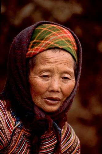 Vietnam - Northern ethnic minorities 059 - Can Cau market