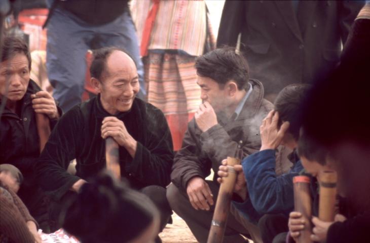 Vietnam - Northern ethnic minorities 068 - Can Cau market