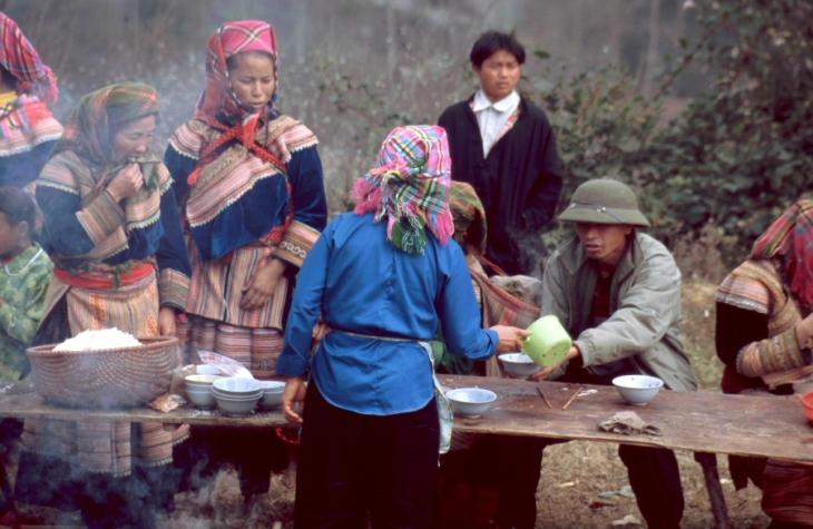 Vietnam - Northern ethnic minorities 072 - Can Cau market