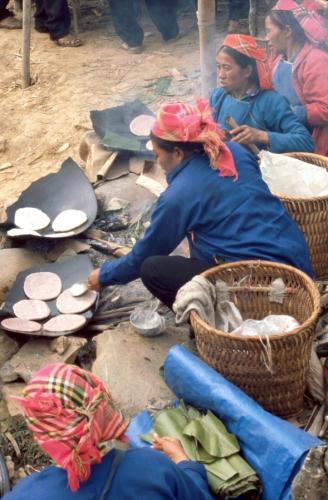 Vietnam - Northern ethnic minorities 075 - Can Cau market