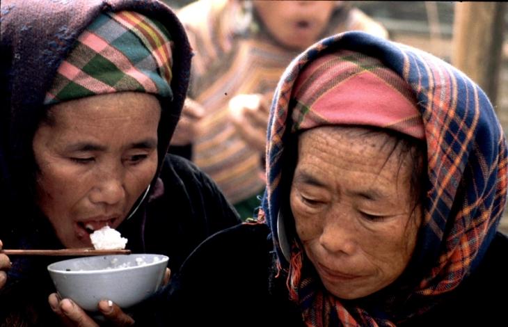 Vietnam - Northern ethnic minorities 076 - Can Cau market