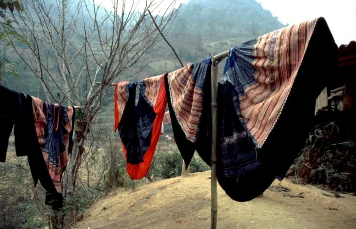 Vietnam - Northern ethnic minorities 079 - Can Cau market