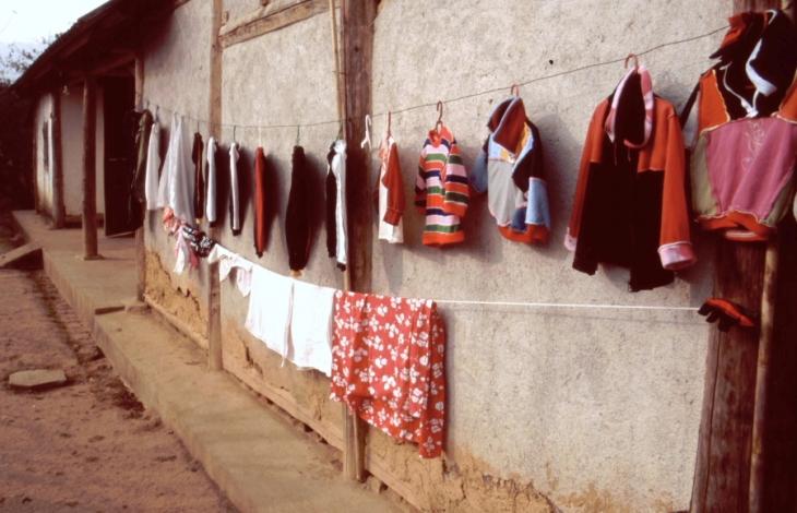 Vietnam - Northern ethnic minorities 080 - Can Cau market