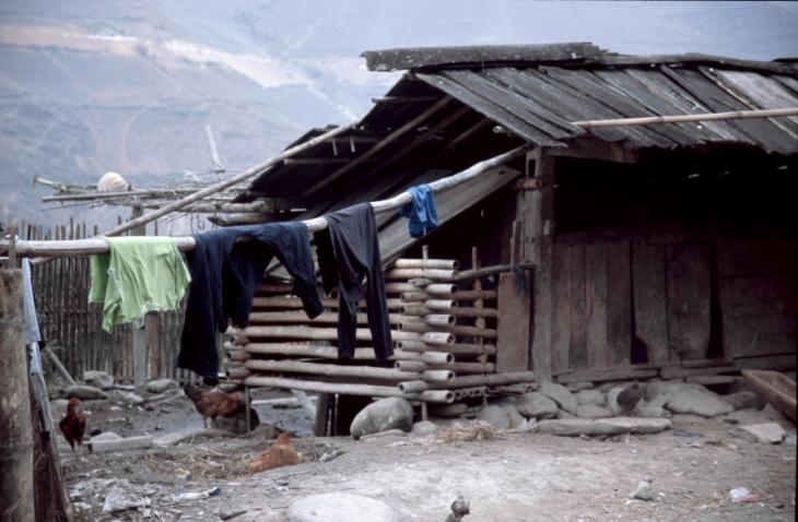 Vietnam - Northern ethnic minorities 008 - Sapa area