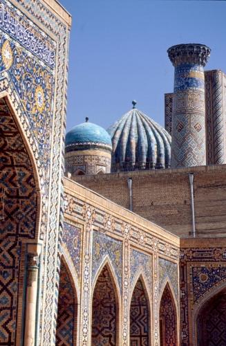Uzbekistan - Samarcande 43