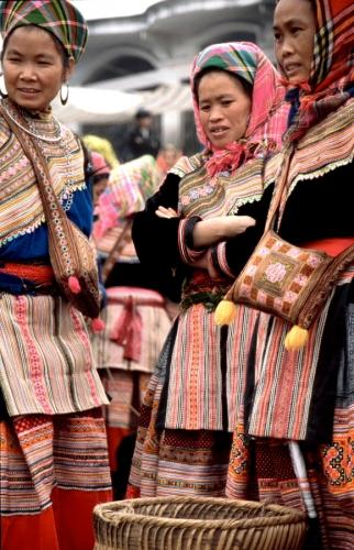 Vietnam - Northern ethnic minorities 091 - Bac Ha