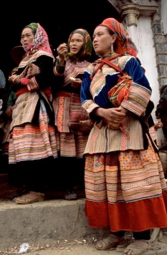 Vietnam - Northern ethnic minorities 095 - Bac Ha