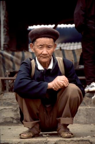 Vietnam - Northern ethnic minorities 098 - Bac Ha