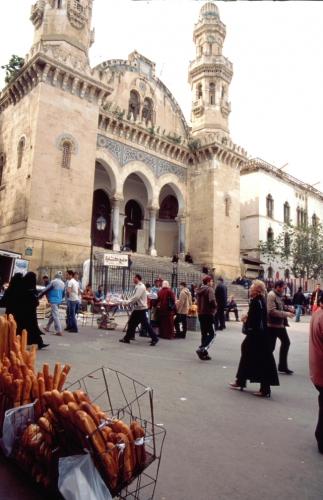 Algeria - Algiers 035 - Lower Casbah