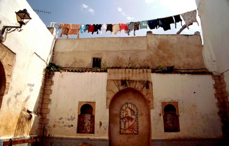 Algeria - Algiers 080 - Casbah