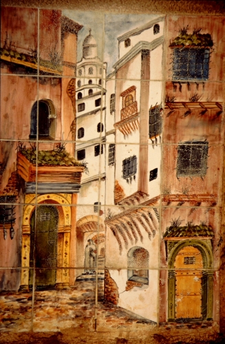 Algeria - Algiers 082 - Casbah