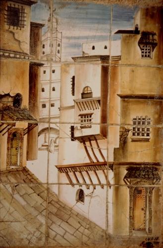 Algeria - Algiers 087 - Casbah