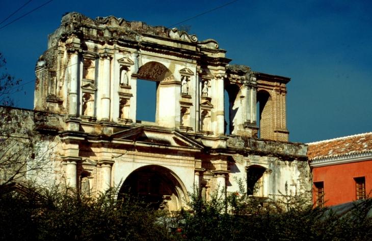 Guatemala - Antigua 074