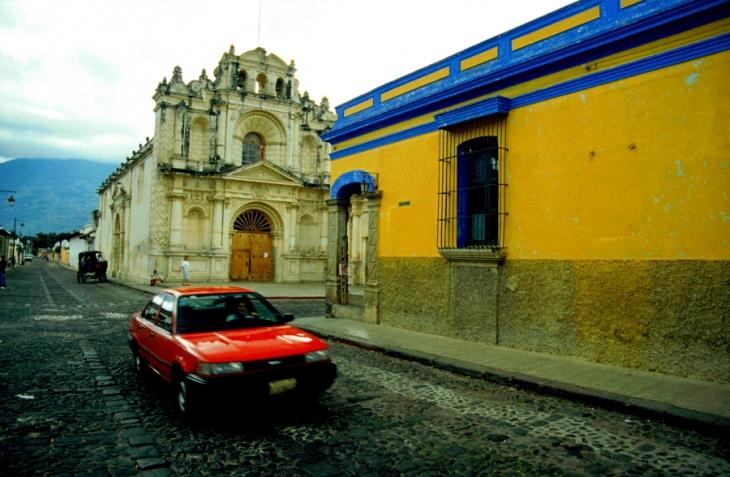 Guatemala - Antigua 090