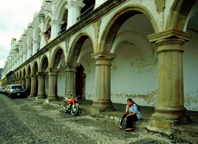 Guatemala - Antigua 095