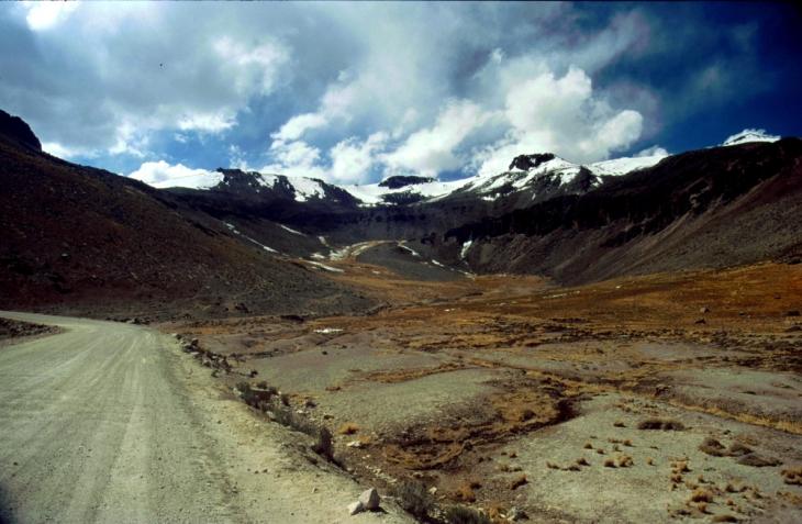 Peru 80 - Altiplano, on the way back to Arequipa
