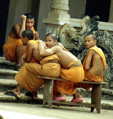 Laos - Luang Prabang 068