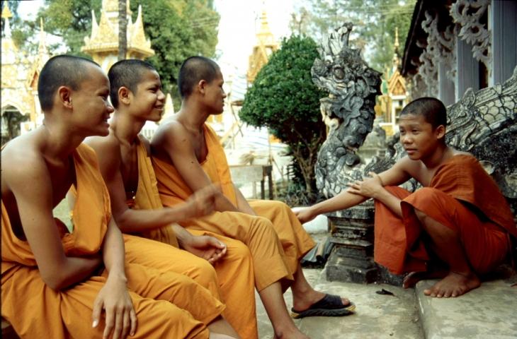 Laos - Luang Prabang 069