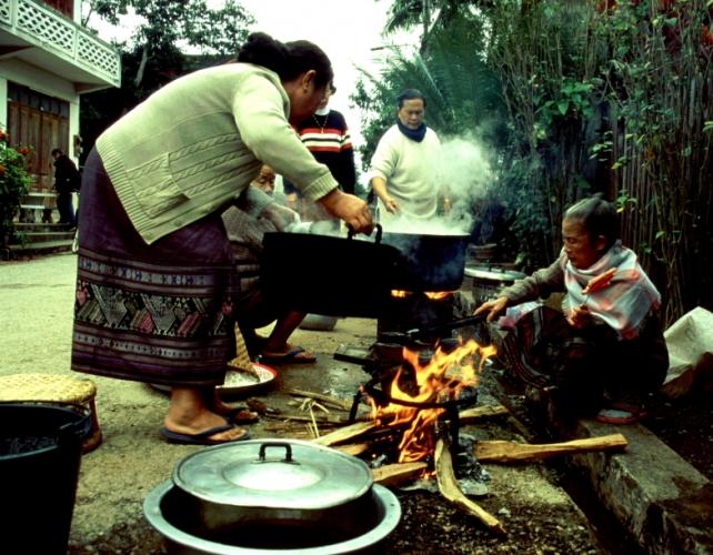Laos - Luang Prabang 077